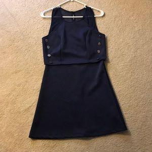 Navy Venus dress size 8.